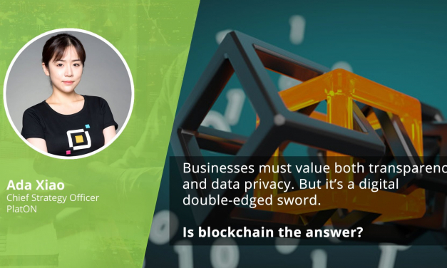Balancing transparency and privacy in the digital economy