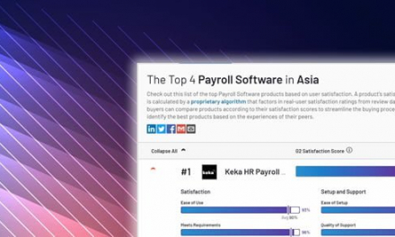 The Top 4 Payroll Software in Asia
