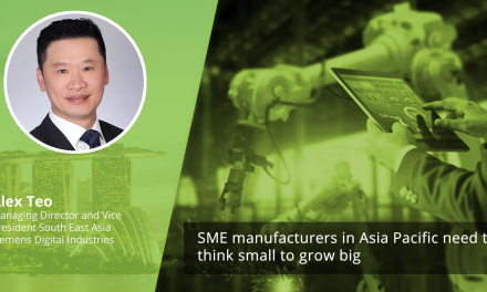 SME manufacturers in Asia Pacific need to think small to grow big