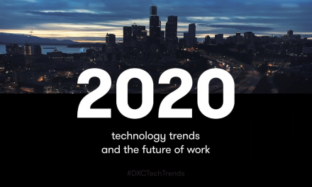 Five technology trends in 2020 poised to transform the future of work
