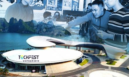Investors pump US$14 million into start-ups at Techfest Vietnam 2019