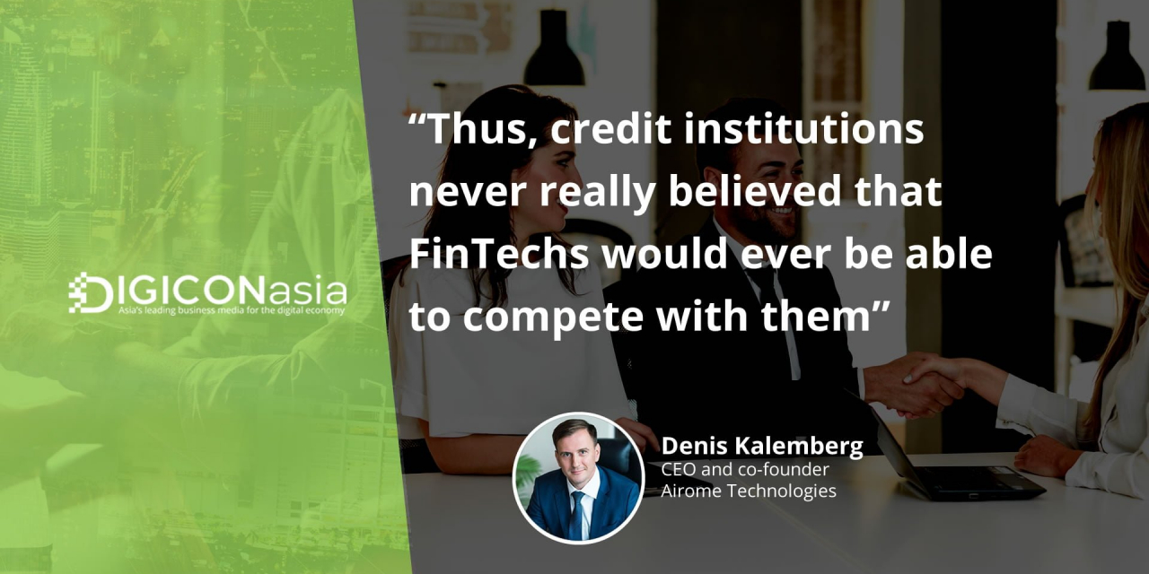 Banking vs Fintech: Time for more co-opetition