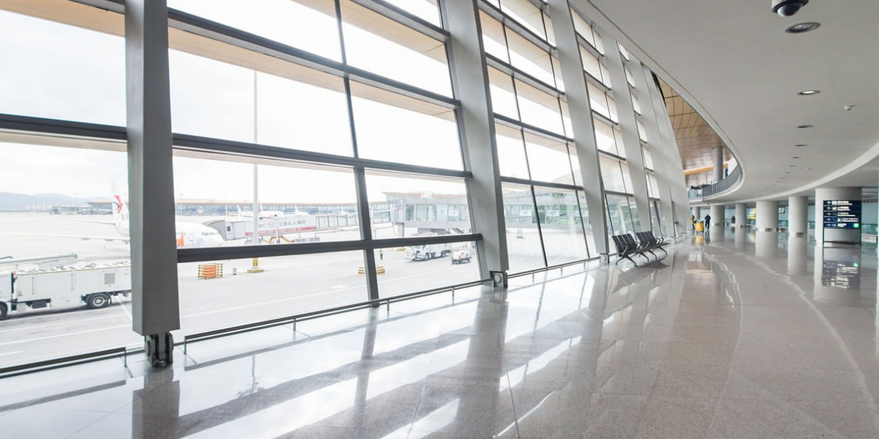 Five technology trends that will shape the airport of the future