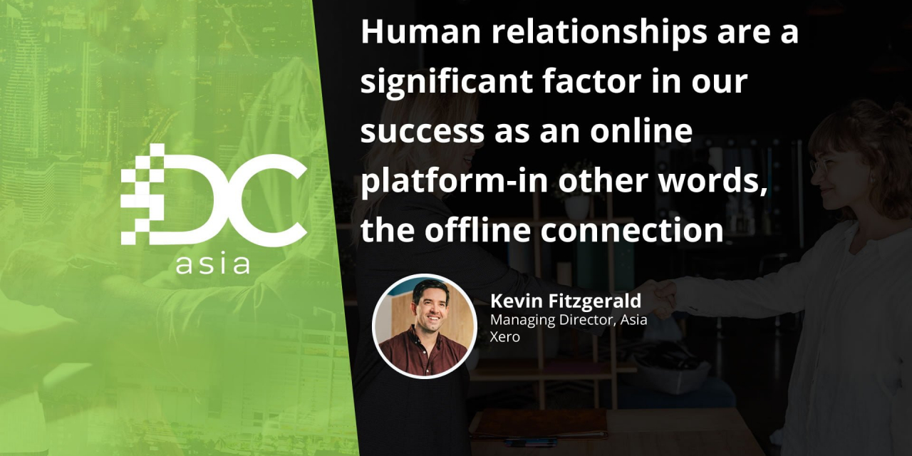 Building a successful online platform with a strong offline connection