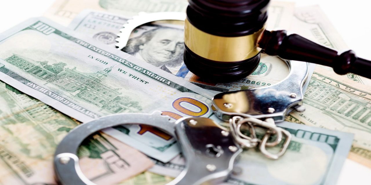 Global cost of financial crime compliance was US$180.9bn