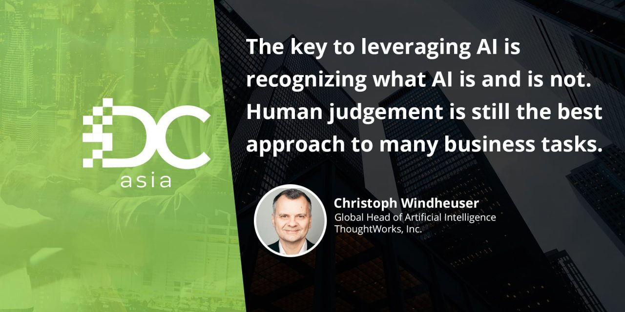 Achieving AI business breakthroughs: Connected intelligence cycle needed