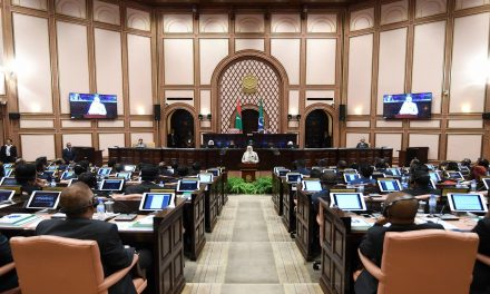 Maldives Parliament keeps legislative wheels turning with team collaboration tool