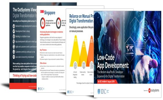 IDC infobrief: APAC low-code adoption