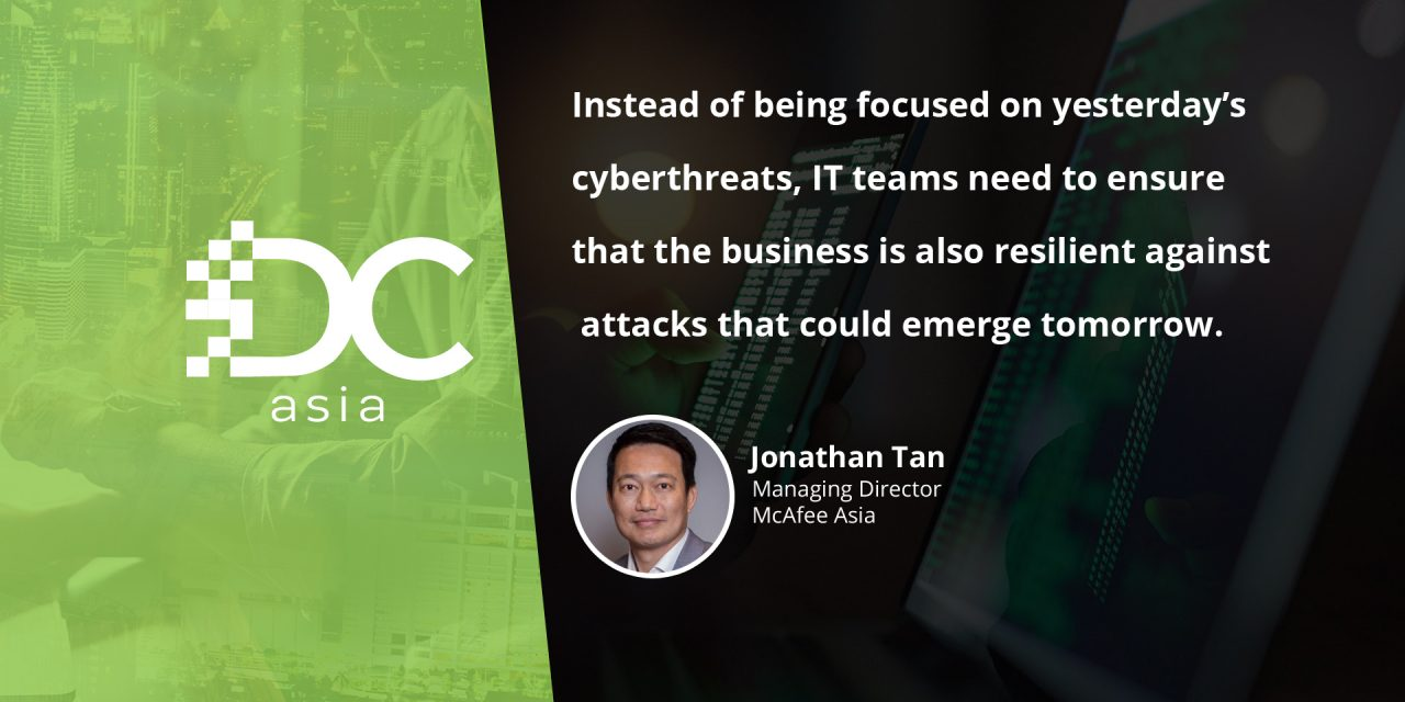 Weathering pandemic cyberthreats by design