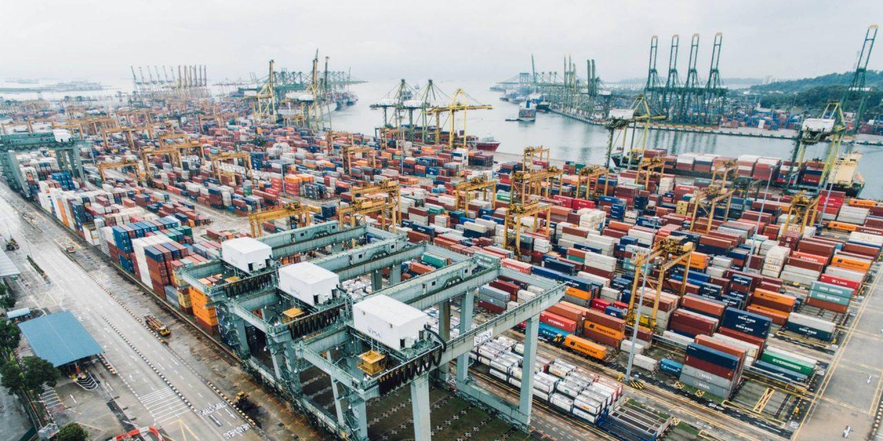 New venture capital partners for Singapore's Smart Port Challenge 2020
