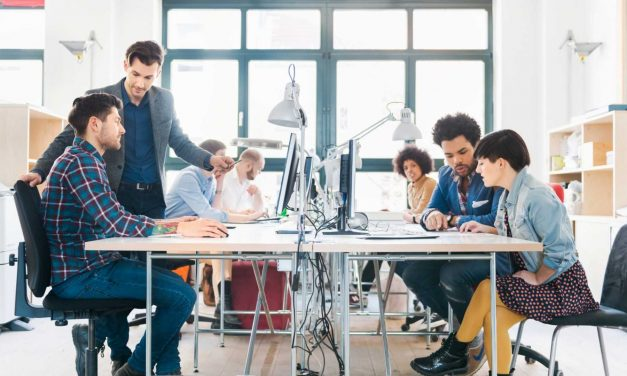 Collaboration in the workplace of the future