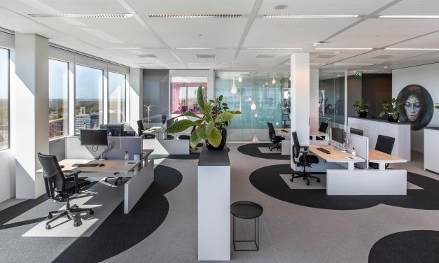 Social-distancing considerations a new normal when Working-from-Office
