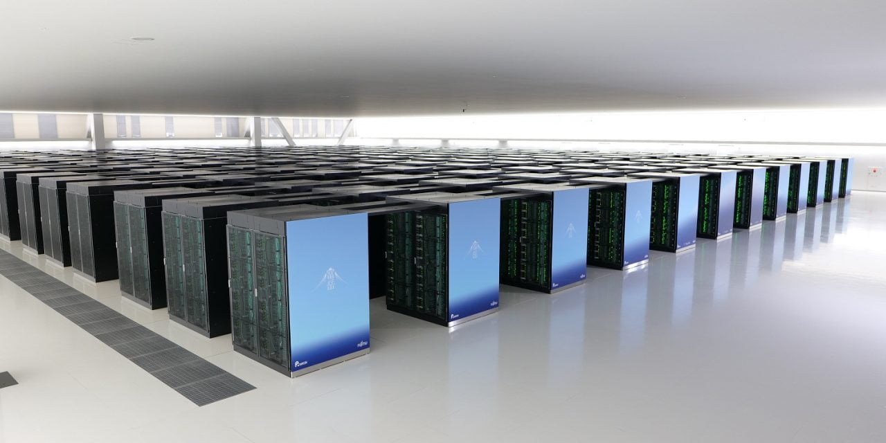 Supercomputers making headway in the journey to achieving Society 5.0