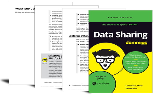 Data Sharing for Dummies