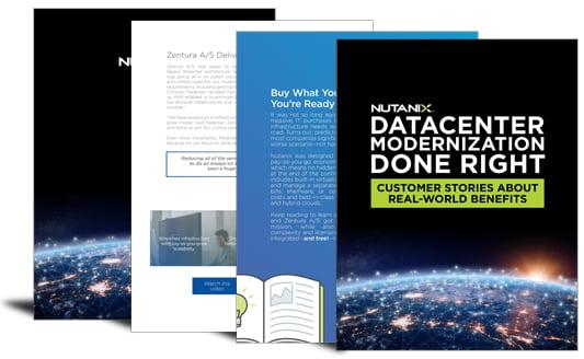 Data center modernization done right