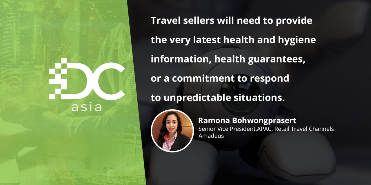 Harmonizing the human touch with human tech for travel recovery