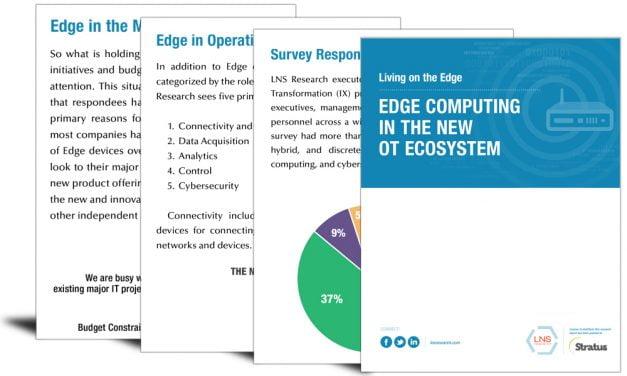 Edge Computing in the new OT Ecosystem