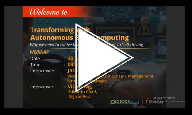 Transforming with autonomous edge computing