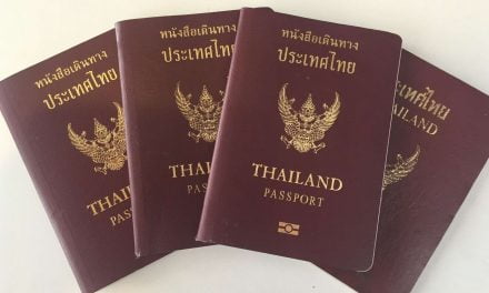 Thai citizens to adopt 'one of the world's most secure e-passports'