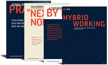 """Hybrid working: creating the """"next normal"""" in work practices, spaces and cultures"""