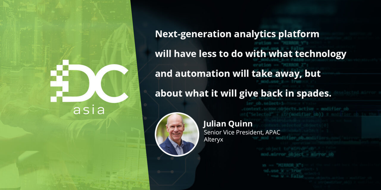 Analytic process automation: democratizing data for business reinvention