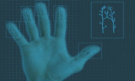 In Turkey, your fingers' veins can now be used as your biometric identity