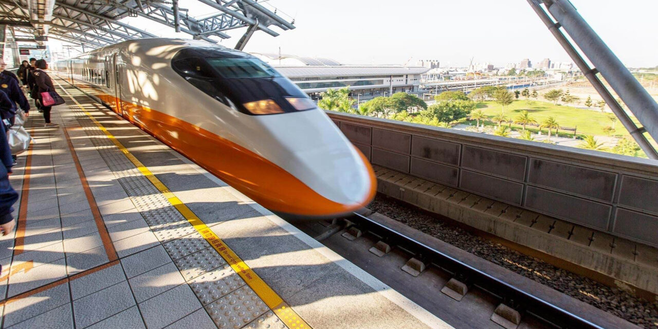 Taiwan train transport turns to terrestrial trunked telephony