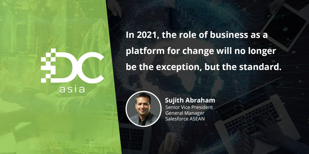 Beyond digital transformation: becoming a platform for progress in 2021