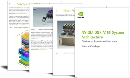 Technical paper: NVIDIA DGX A100 system architecture